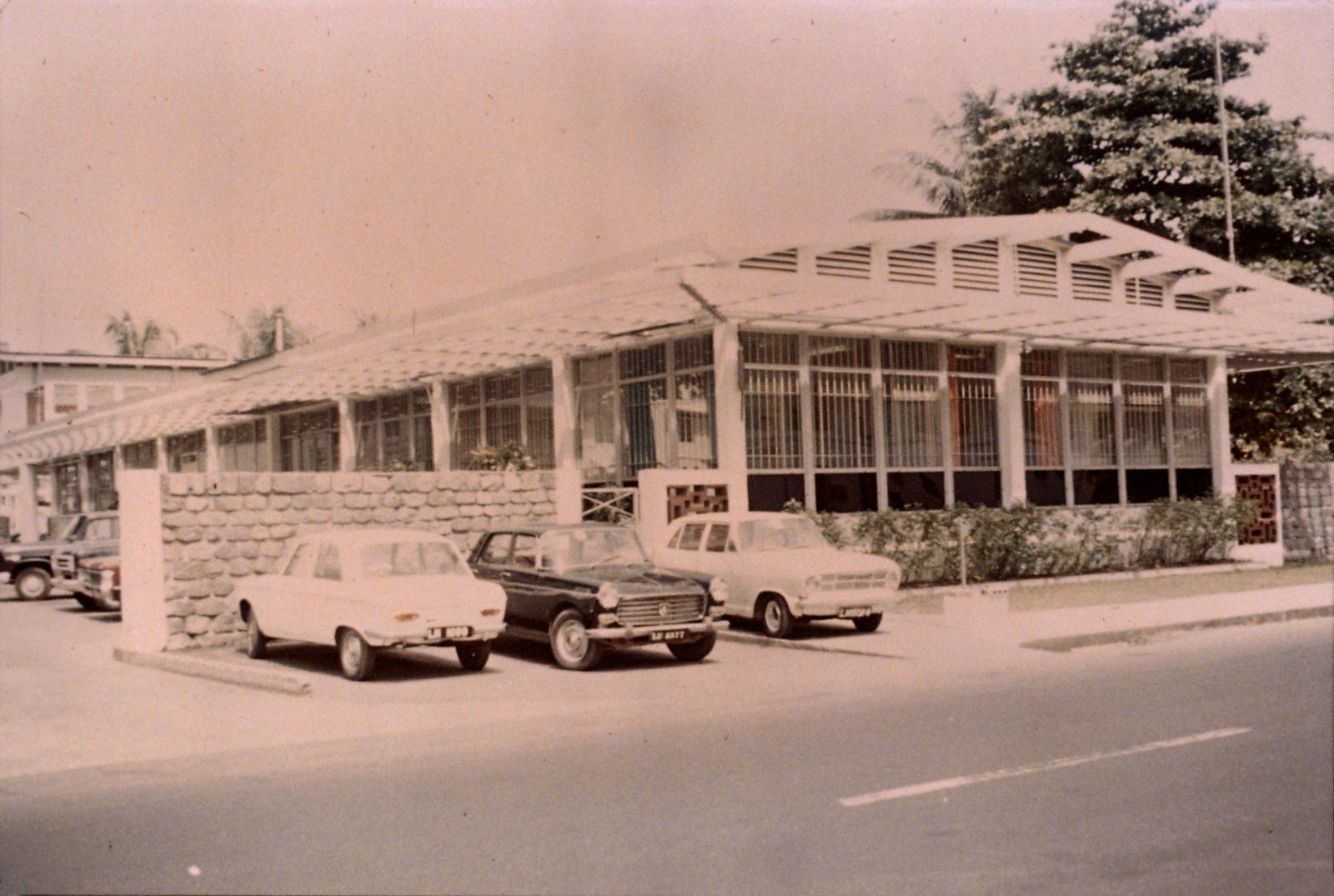 Lagos - Annex Office Building - 1973