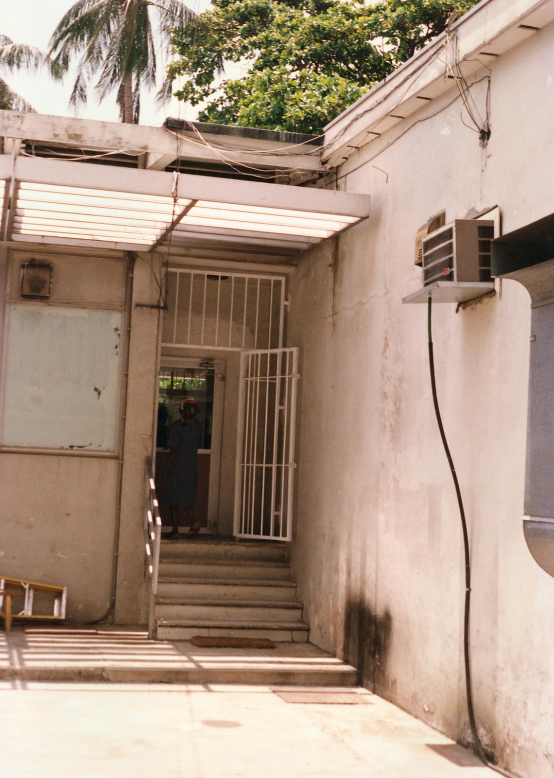 Lagos - Annex Office Building - 1991