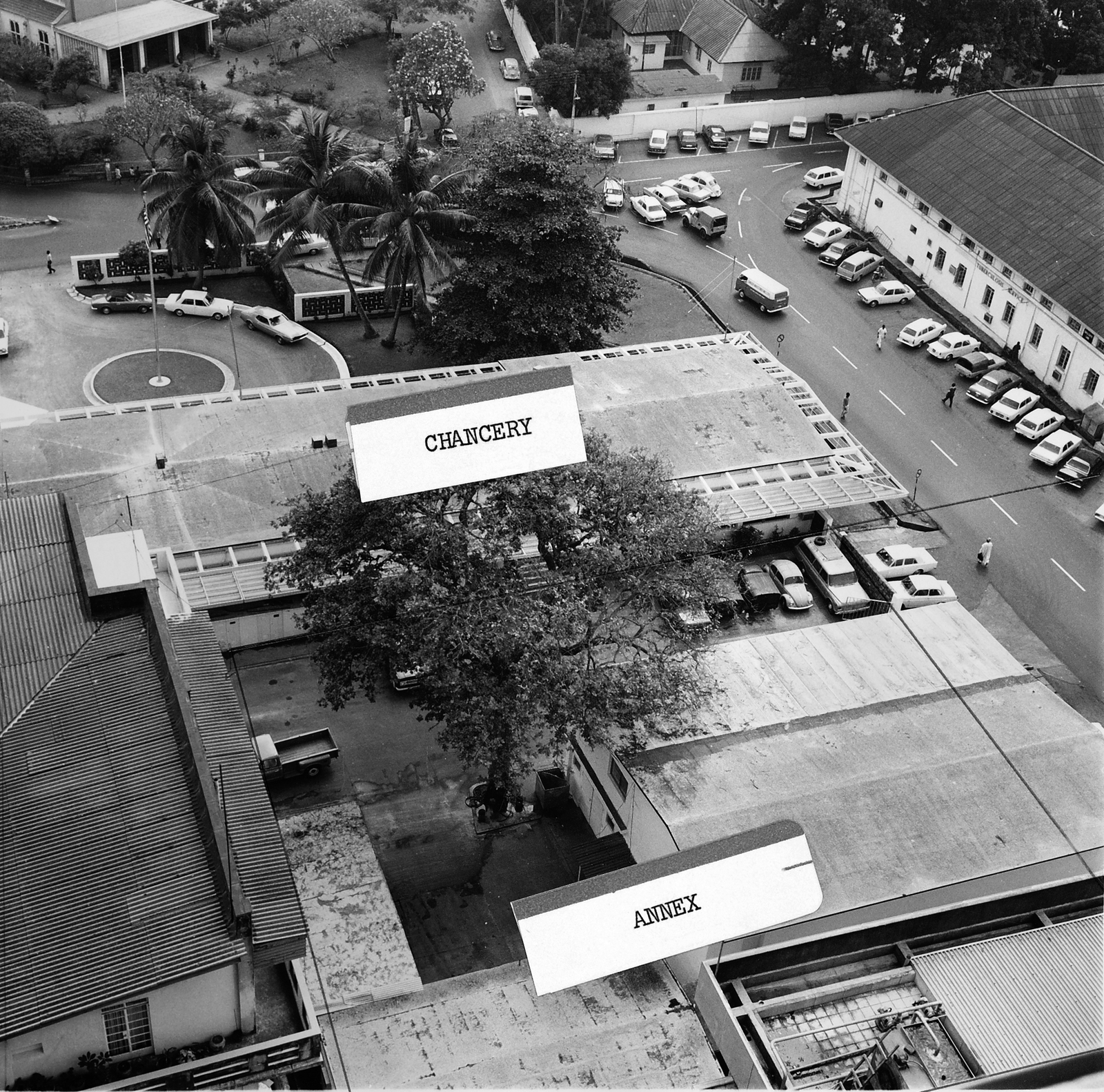 Lagos - Annex Office Building