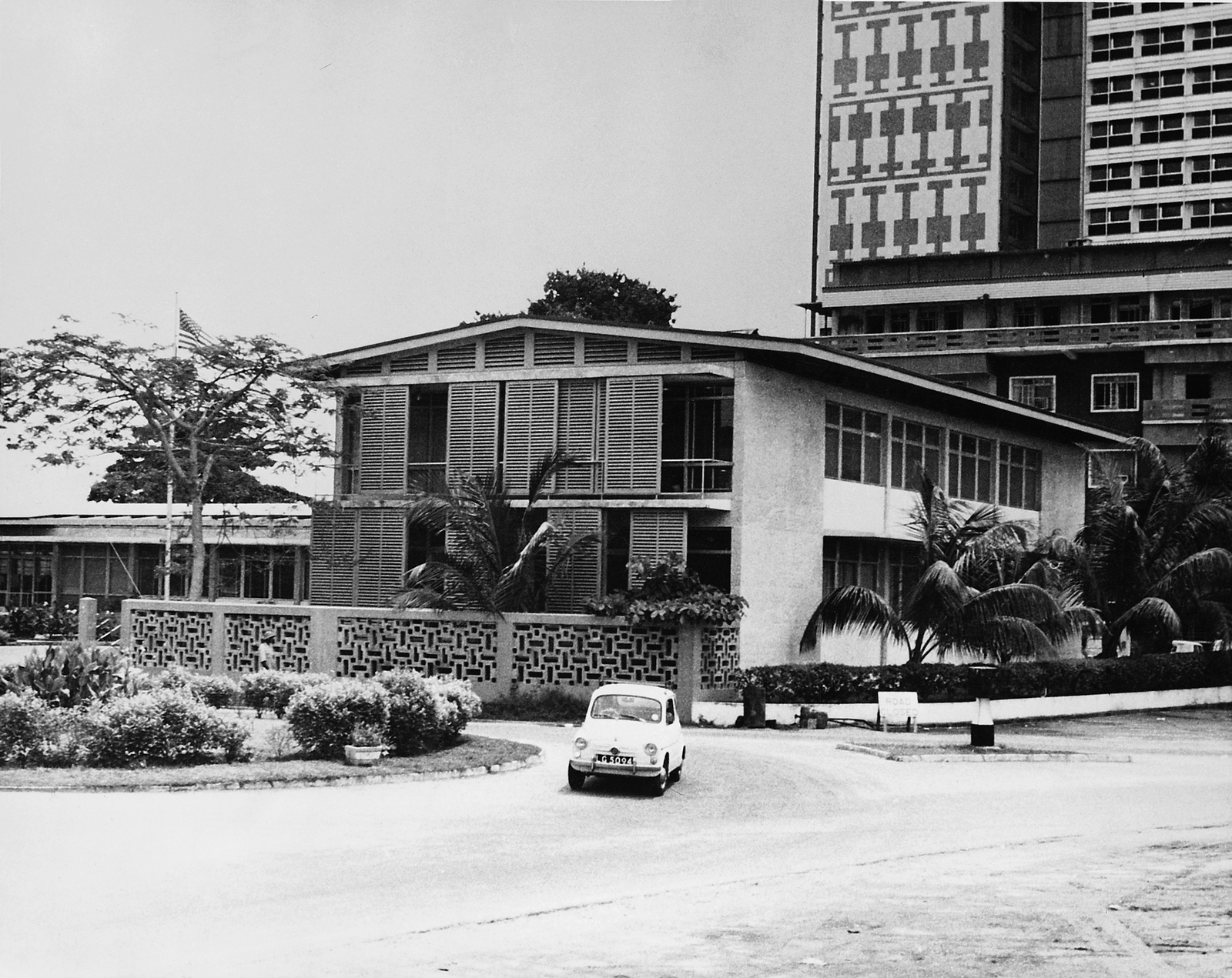 Lagos - Annex Office Building