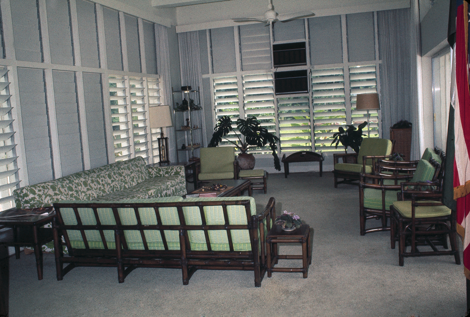 Lagos - Embassy Mission Residence - 1976