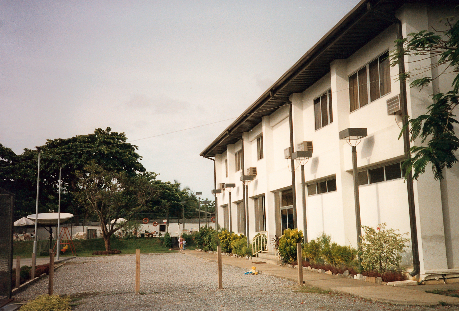 Lagos - Recreation/Community Center/Gym/Theater - 1989