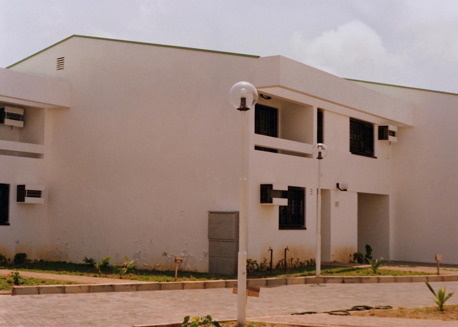 Lagos - Standard Level Position Residence - 1991