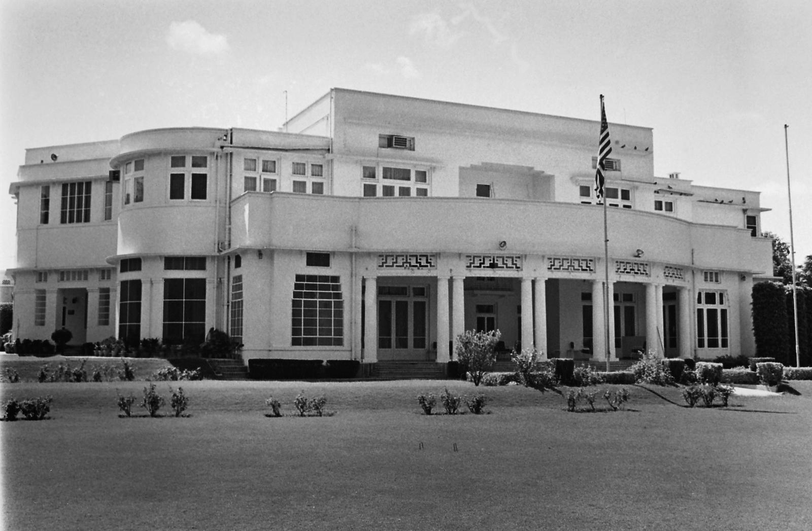 Lahore - Functional Building Site - 1972