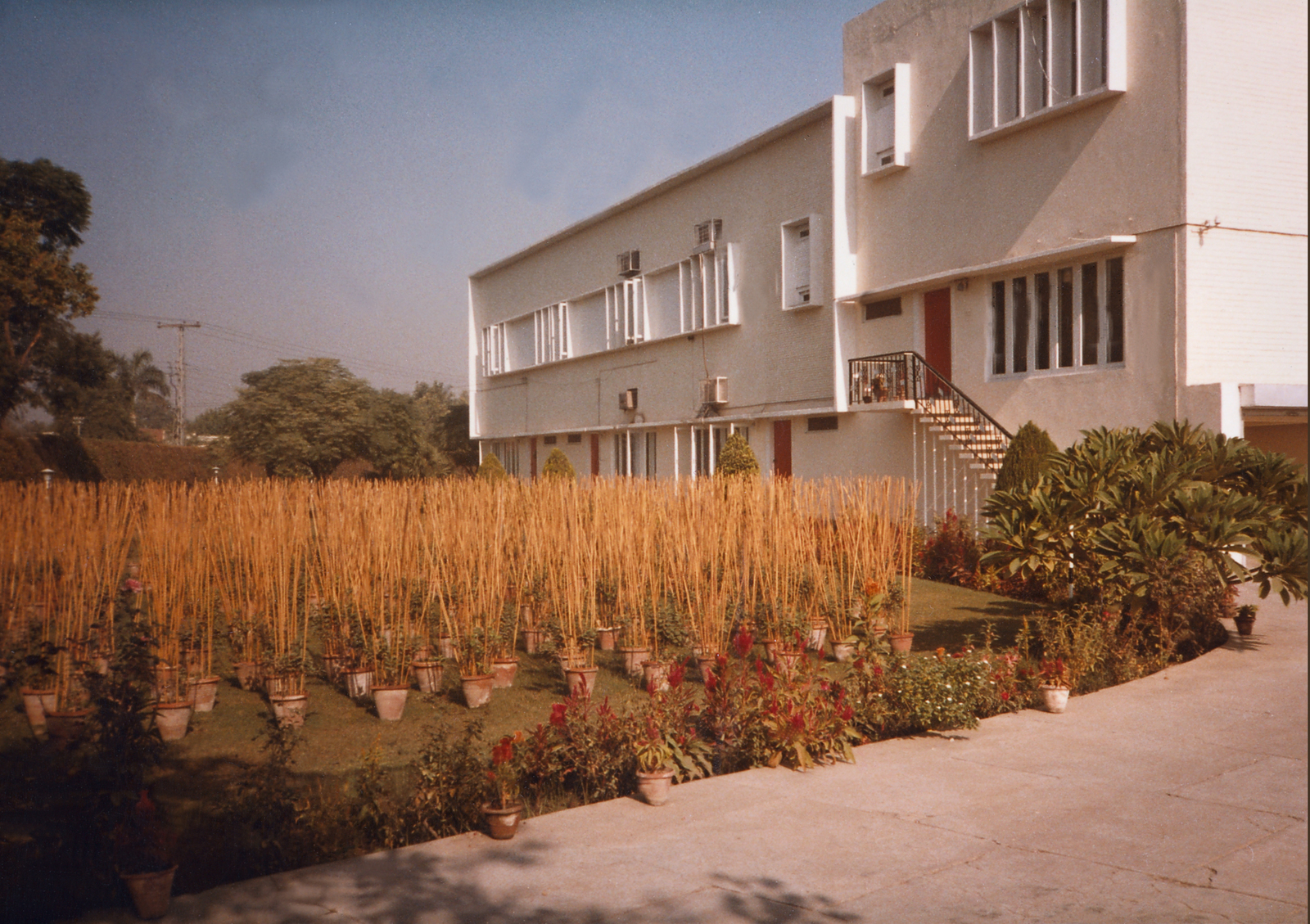 Lahore - Multi-Unit Residential Building - 1983