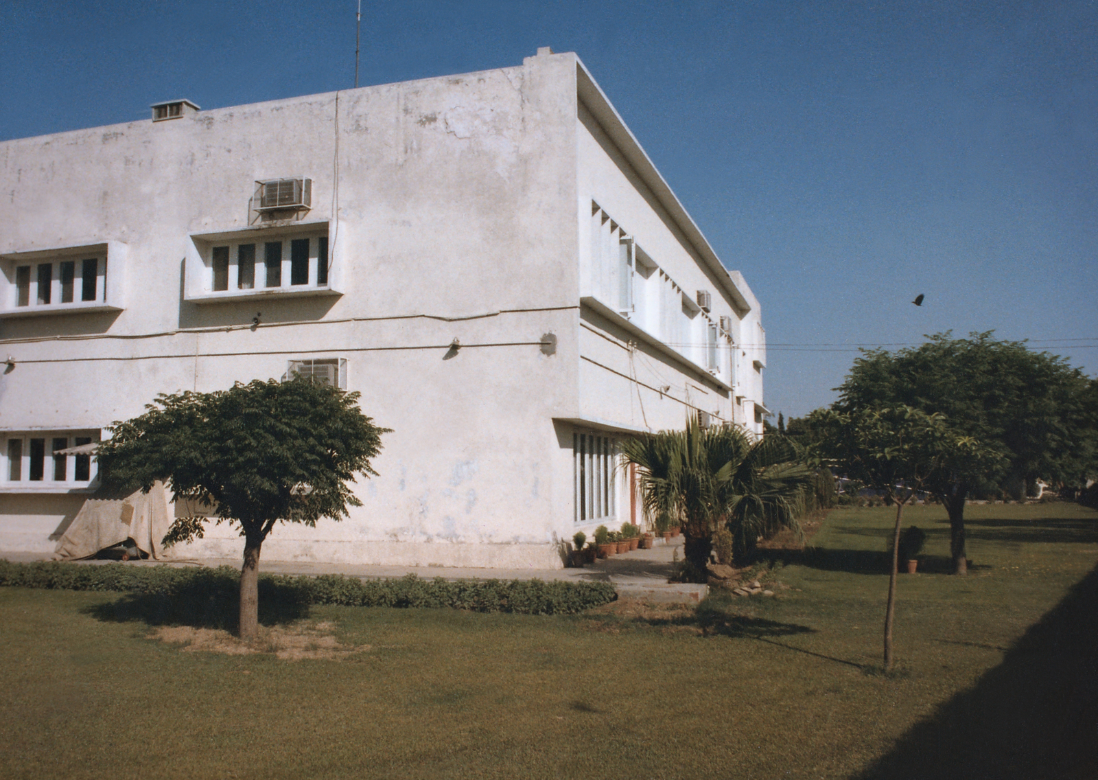 Lahore - Multi-Unit Residential Building - 1985