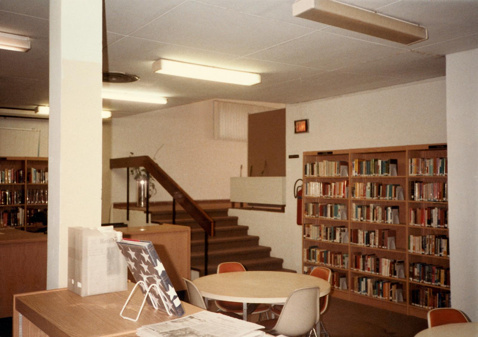 Libreville - Annex Office Building - 1983