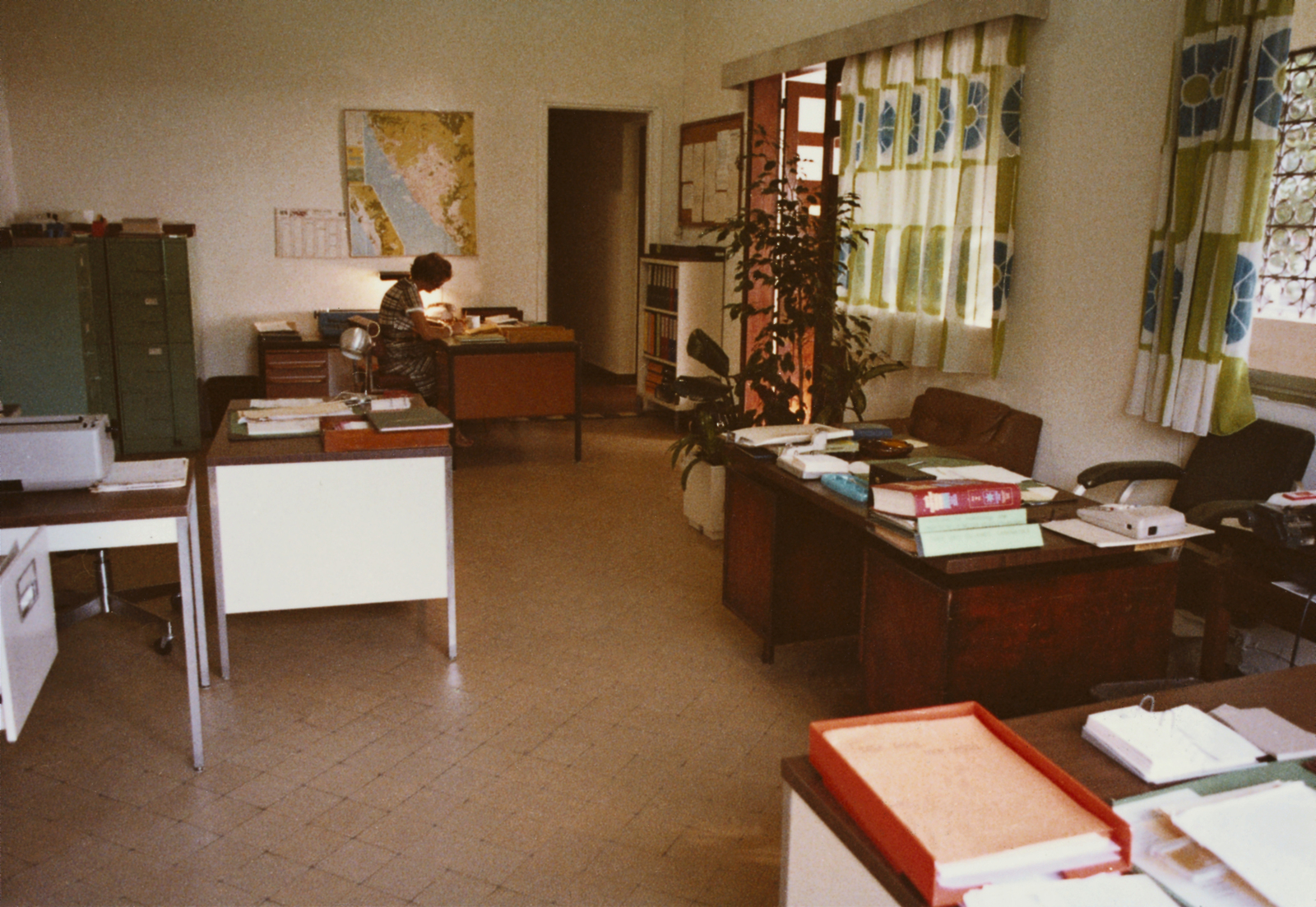 Libreville - Chancery Office Building - 1979