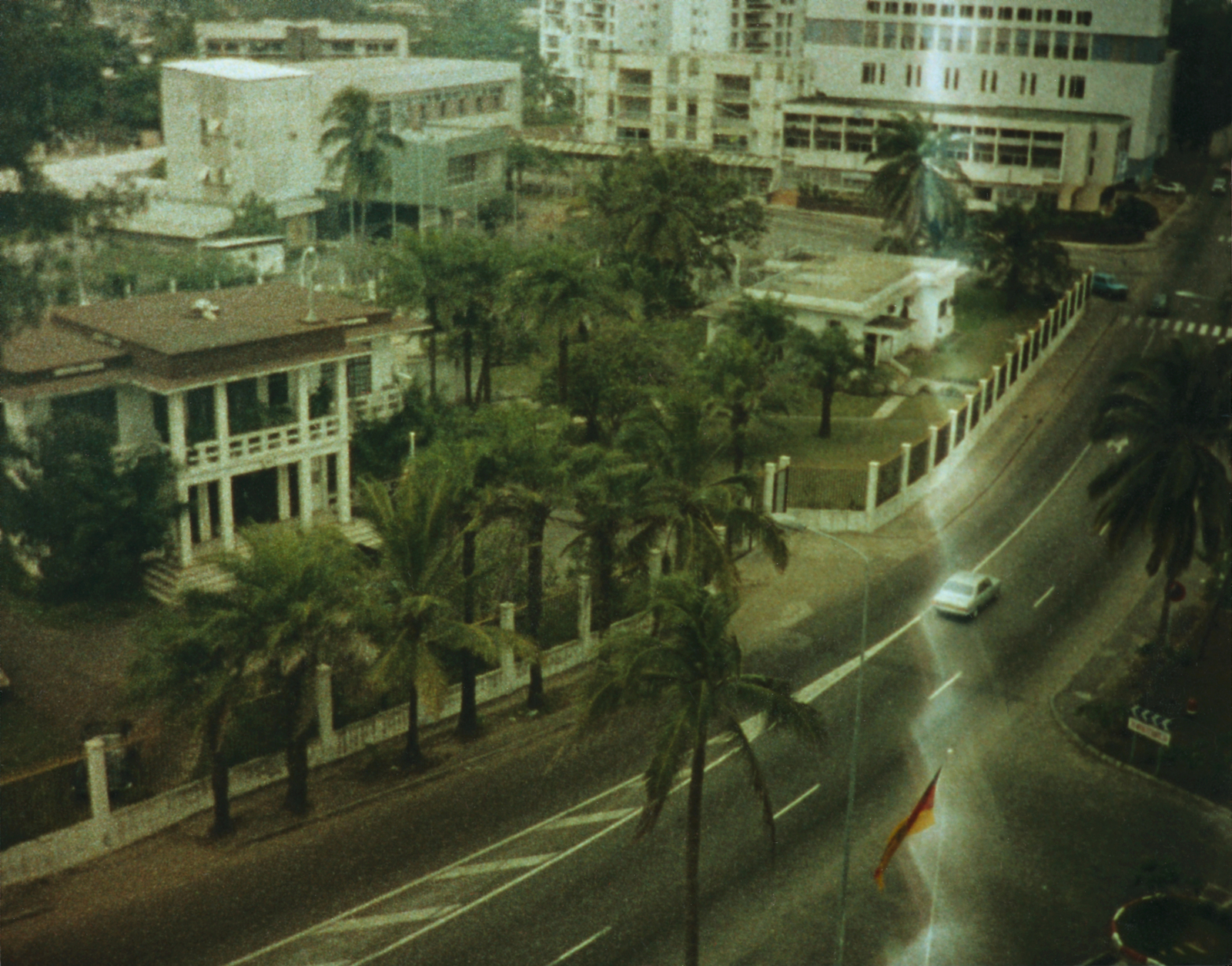 Libreville - Chancery Office Building - 1983