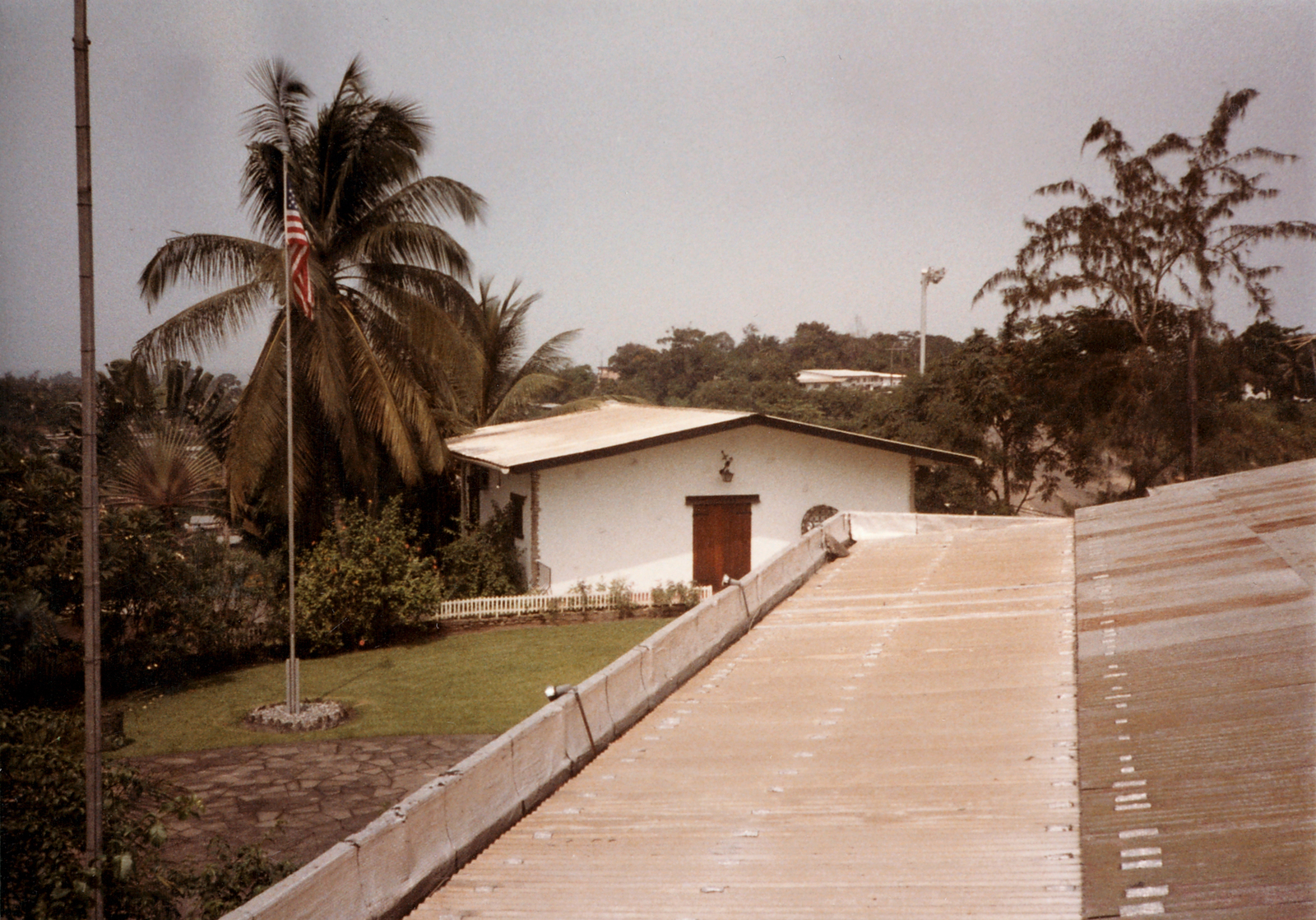 Libreville - Recreation/Community Center/Gym/Theater - 1983