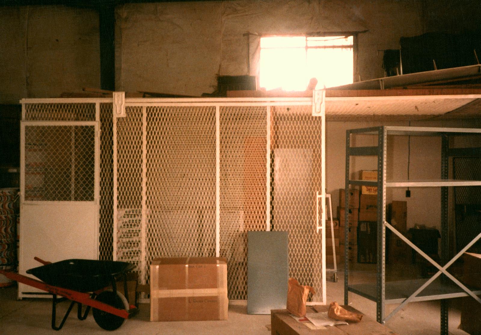 Libreville - Warehouse - 1983