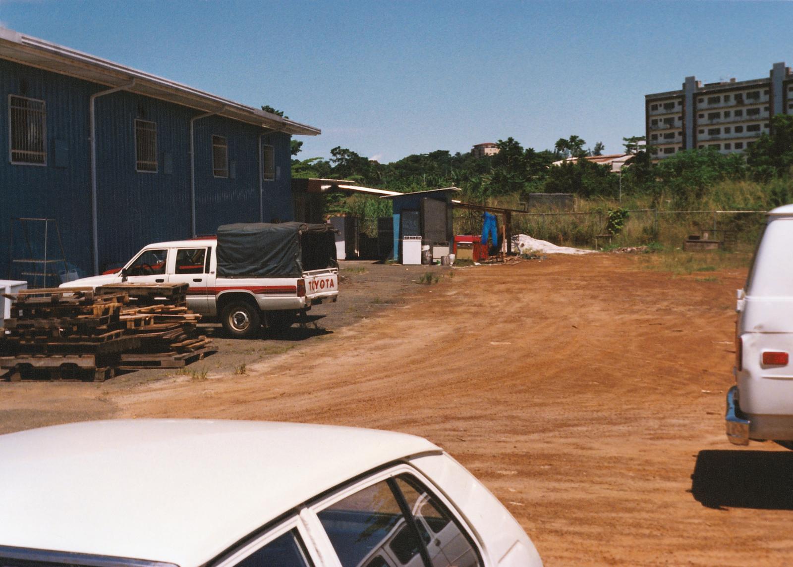 Libreville - Warehouse - 1991