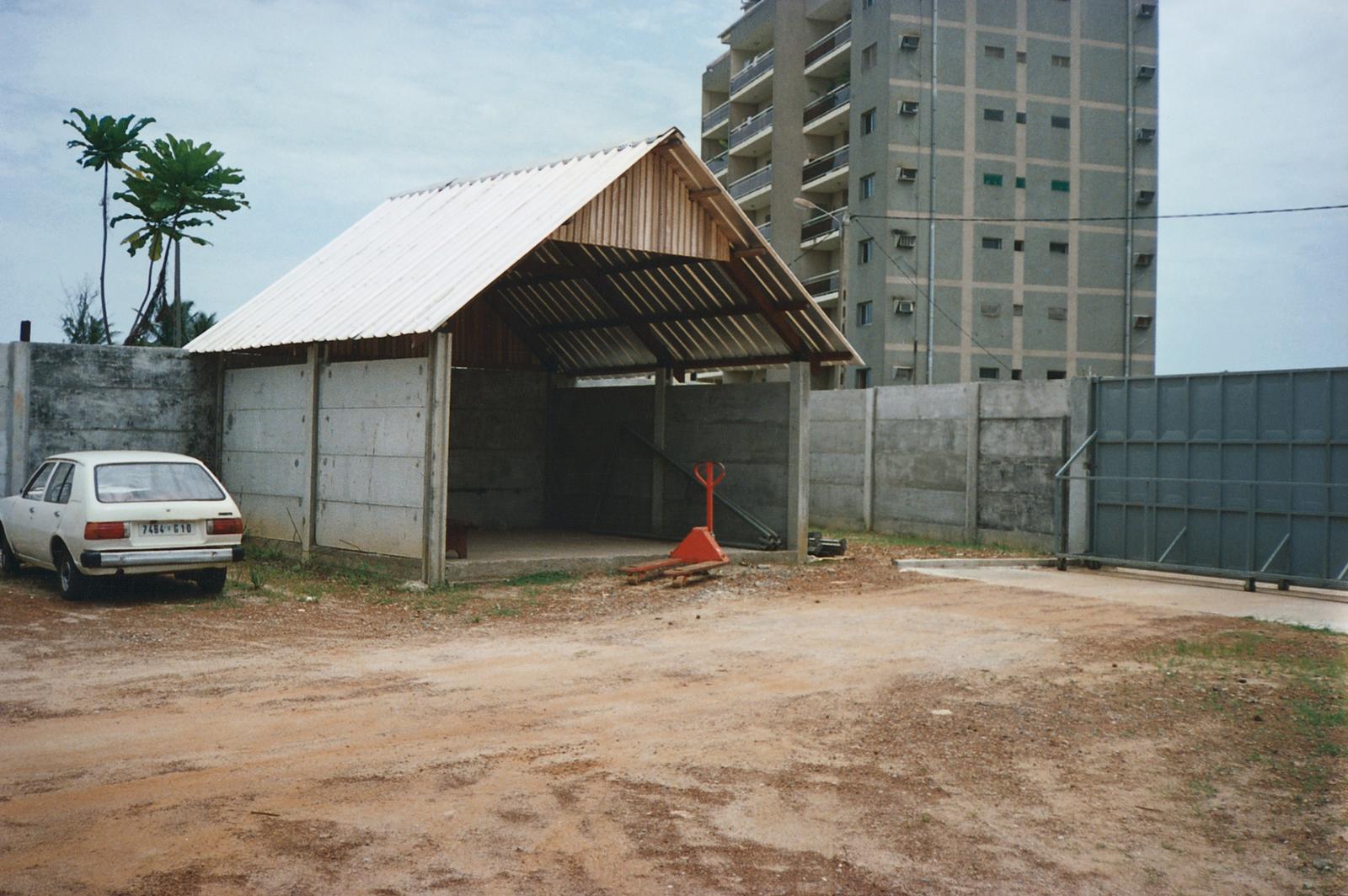 Libreville - Warehouse - 1992