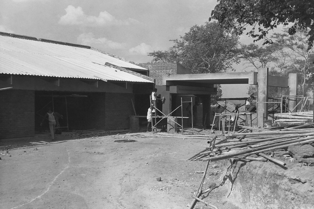 Lilongwe - Chancery Office Building - 1975