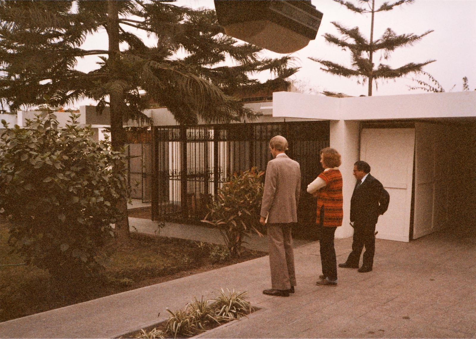 Lima - Executive Level Position Residence - 1983