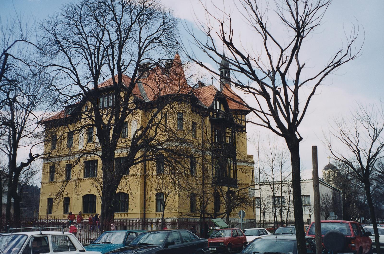 Ljubljana - Chancery Office Building