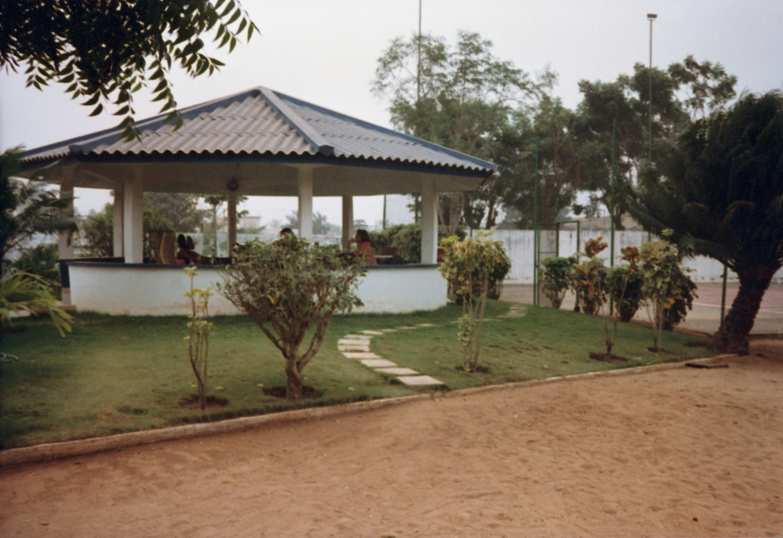 Lome - Recreation/Community Center/Gym/Theater - 1988