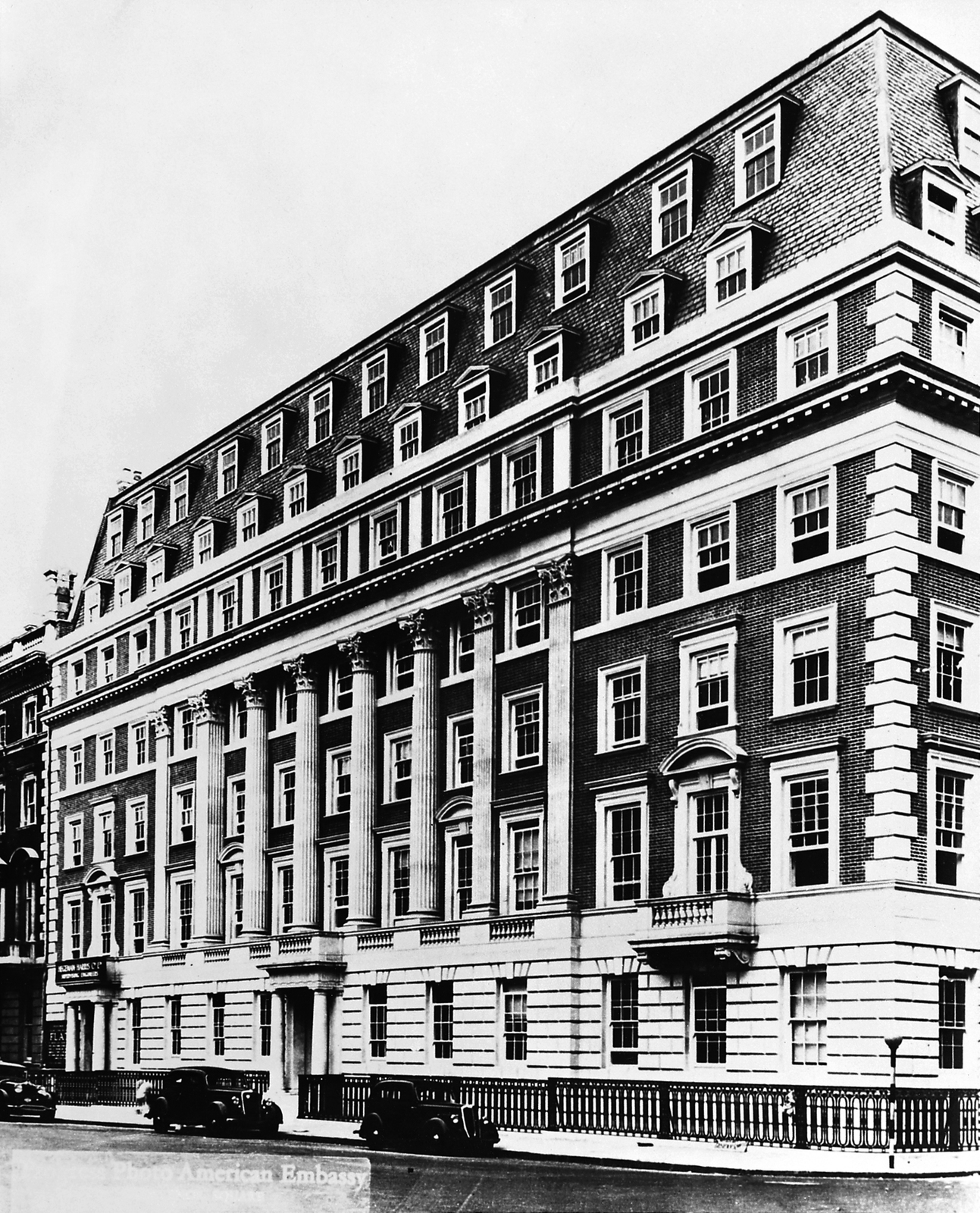 London - Annex Office Building