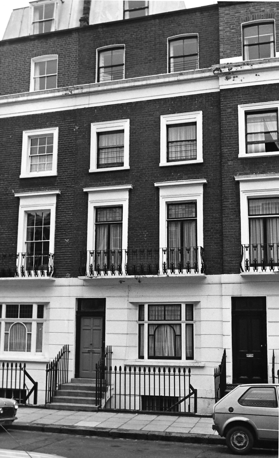 London - Executive Level Position Residence