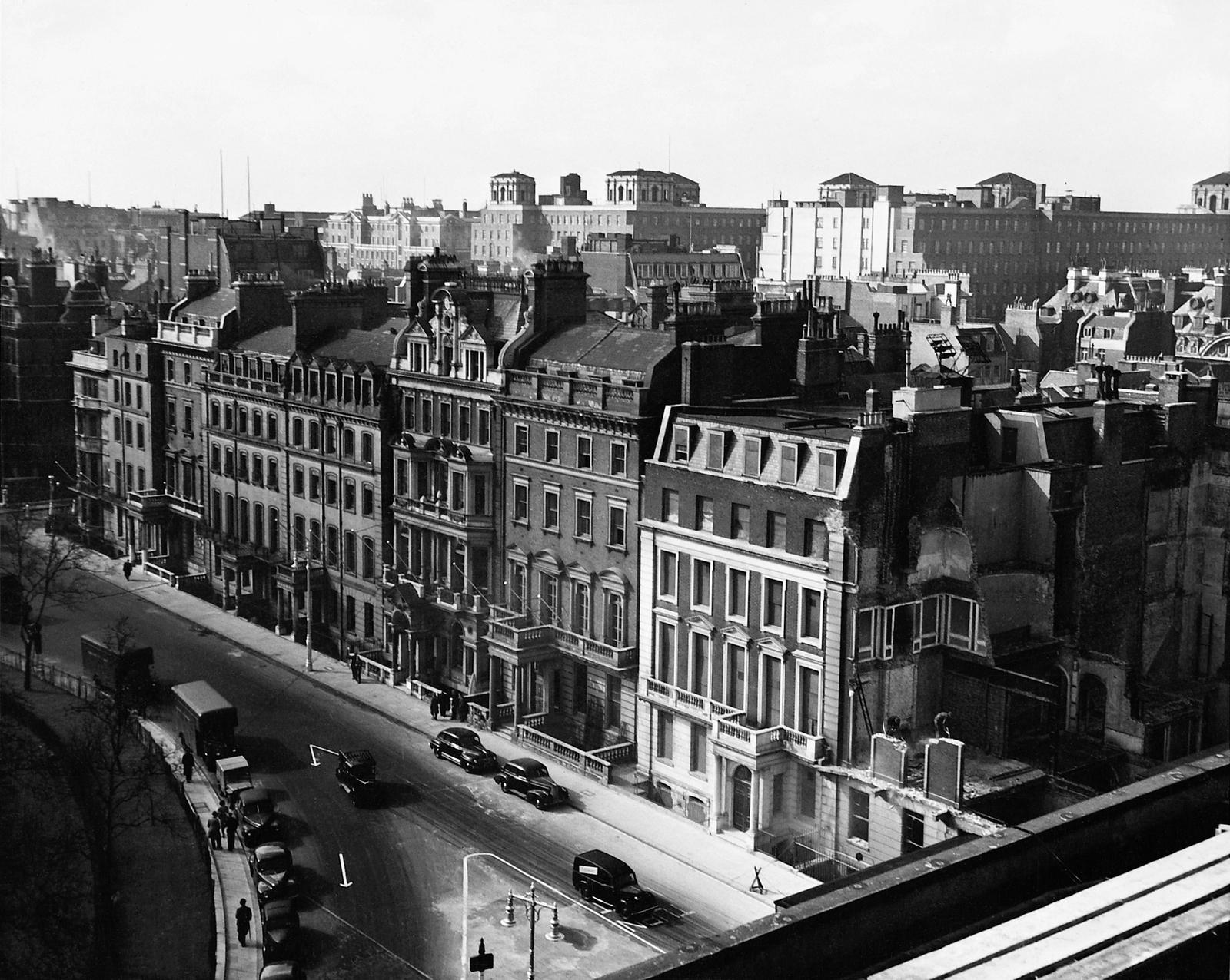 London - Office Building Site