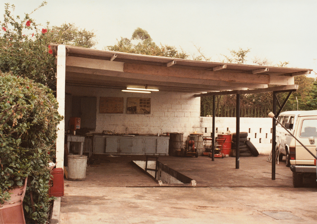 Lusaka - Chancery Office Building - 1985