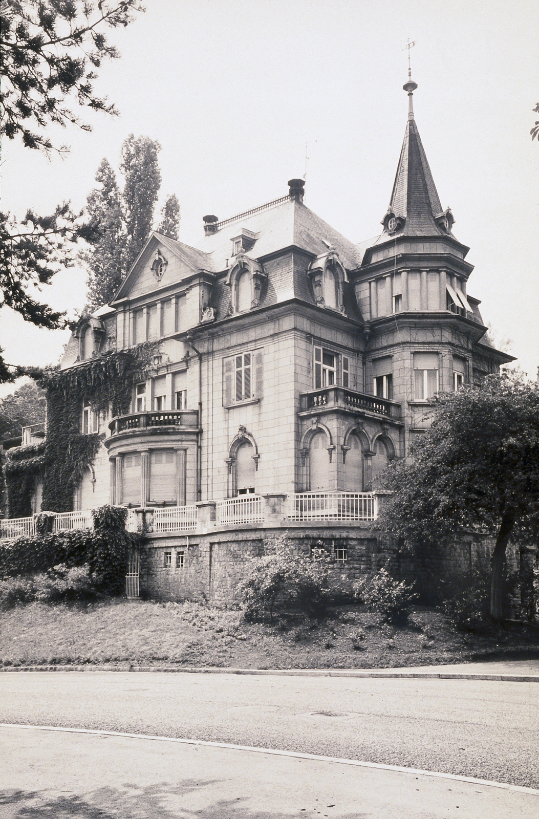 Luxembourg - Embassy Mission Residence - 1964