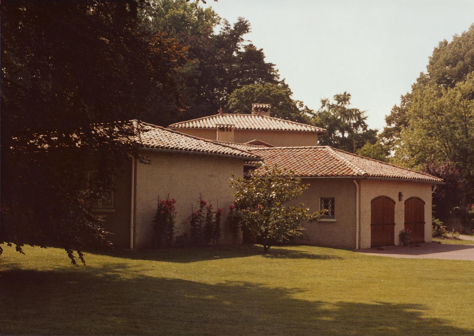 Lyon - Principal Officer/Consul General Residence - 1982