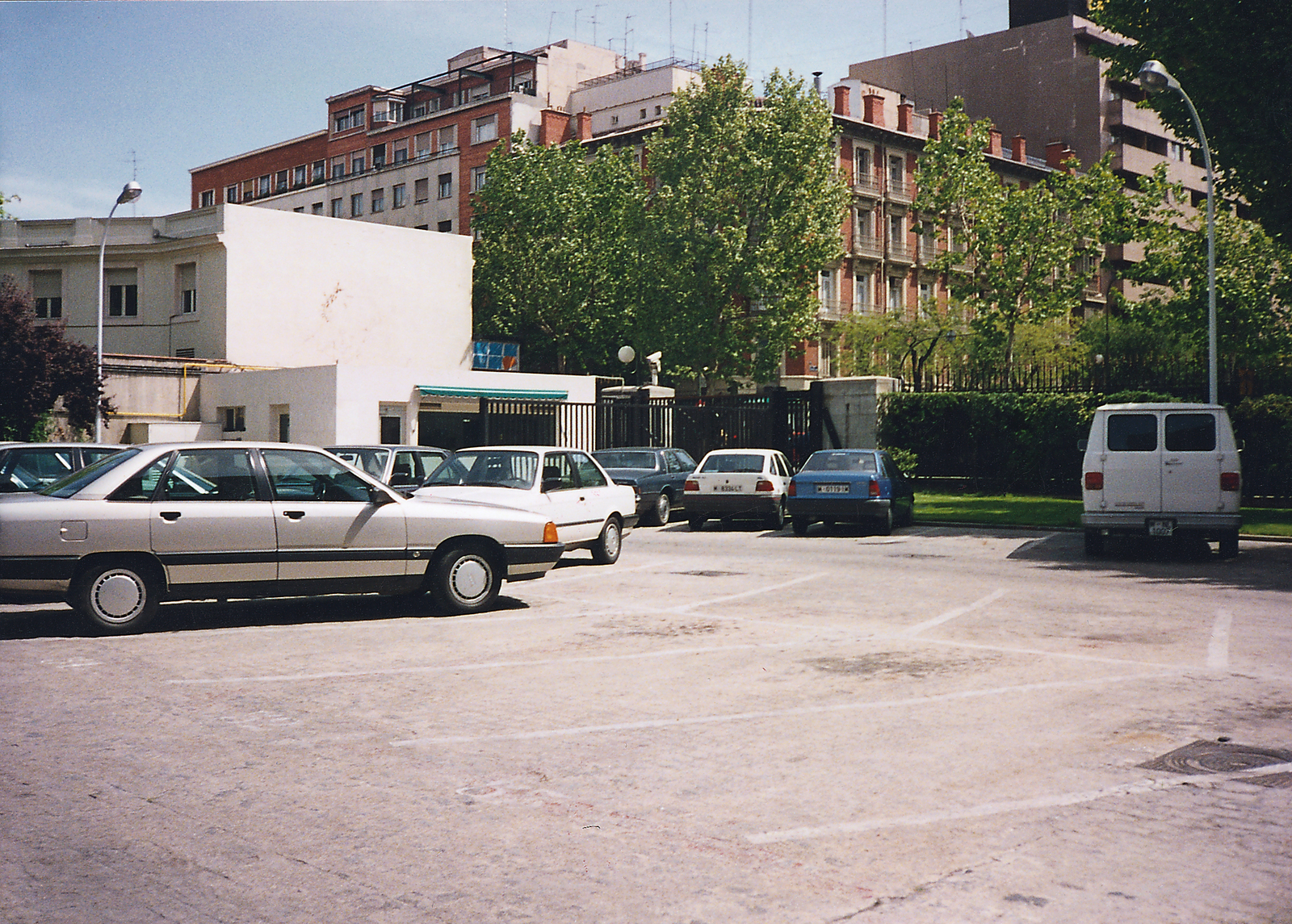 Madrid - Chancery Office Building - 1993