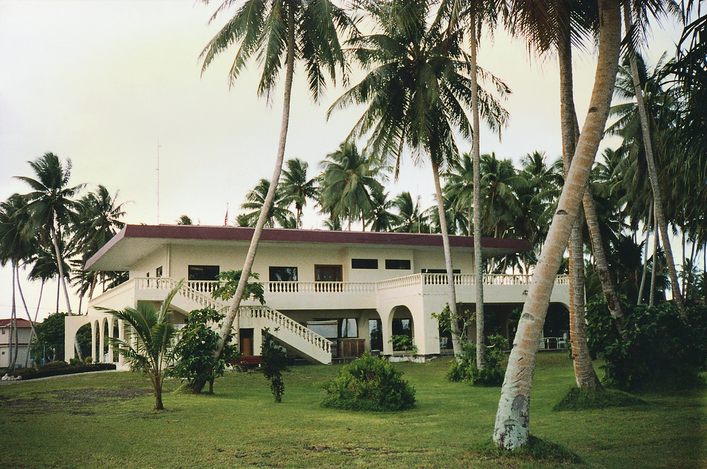 Majuro - Chancery Office Building - 1991