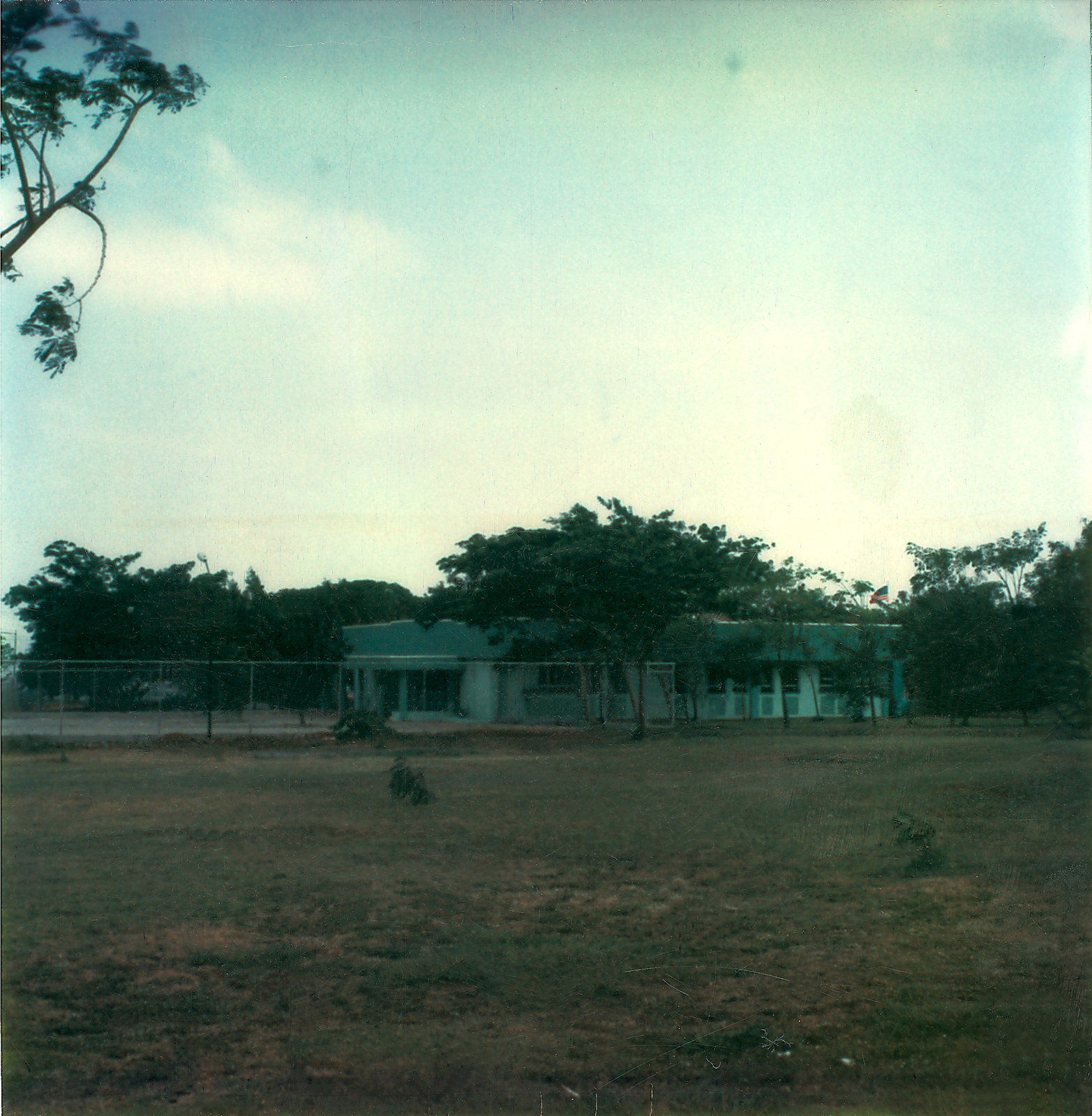 Managua - Annex Office Building - 1979