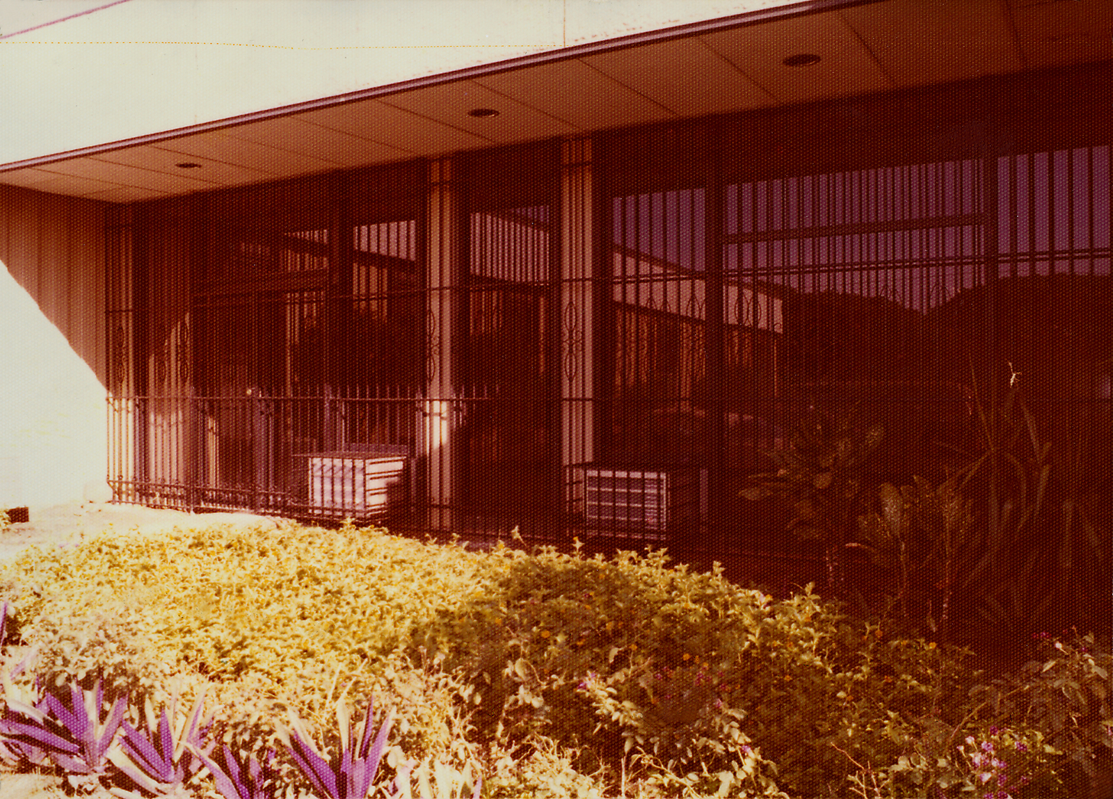 Managua - Chancery Office Building - 1976