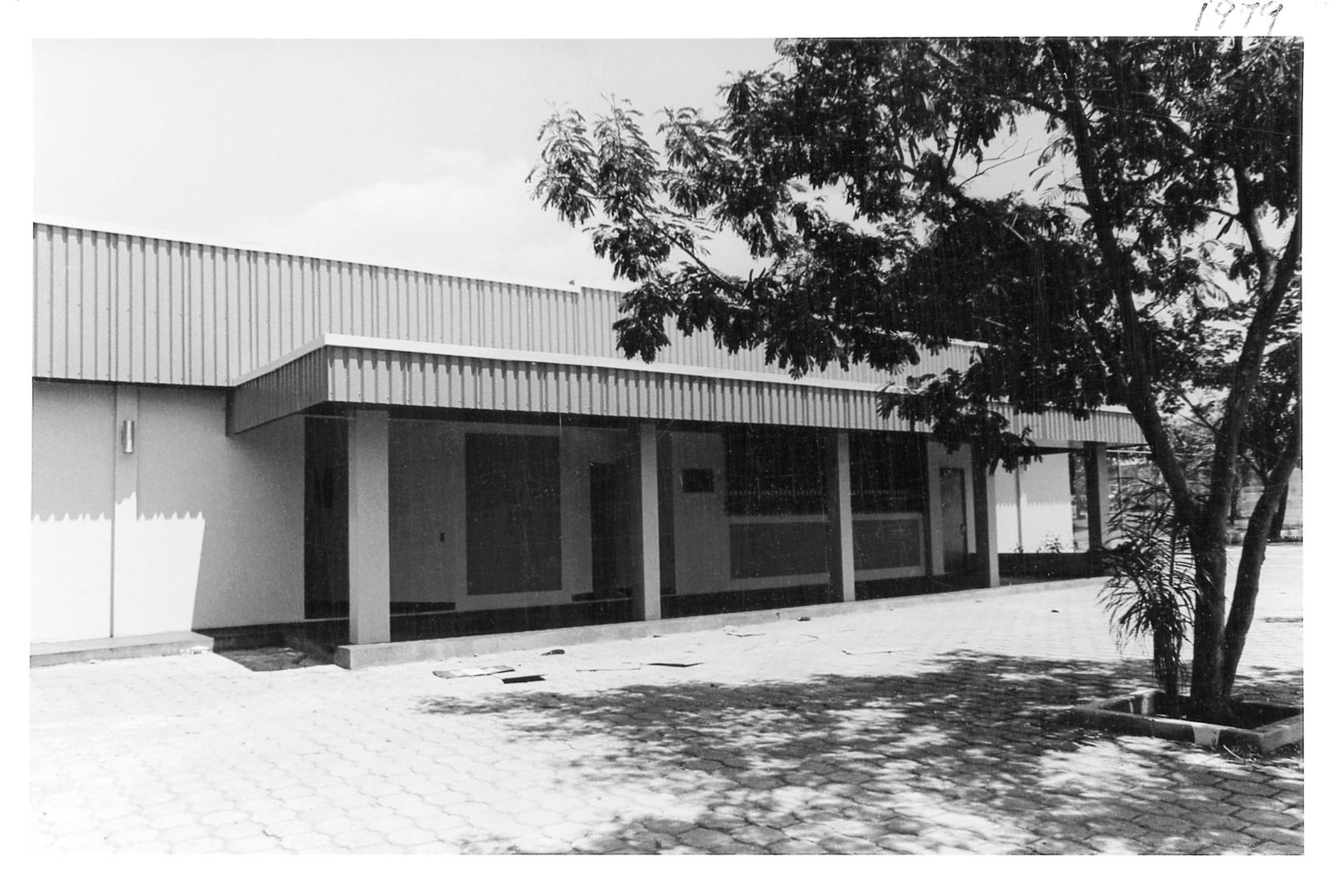 Managua - Consulate Office Building - 1979