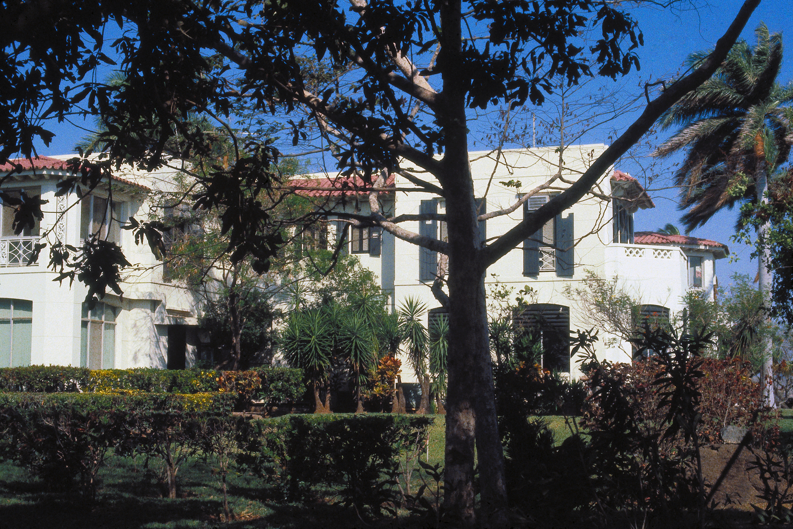 Managua - Embassy Mission Residence - 1981
