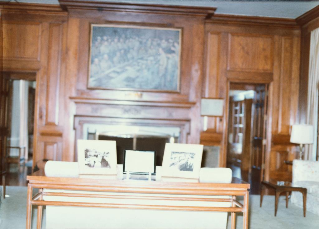 Manila - Ambassador's Residence - 1975
