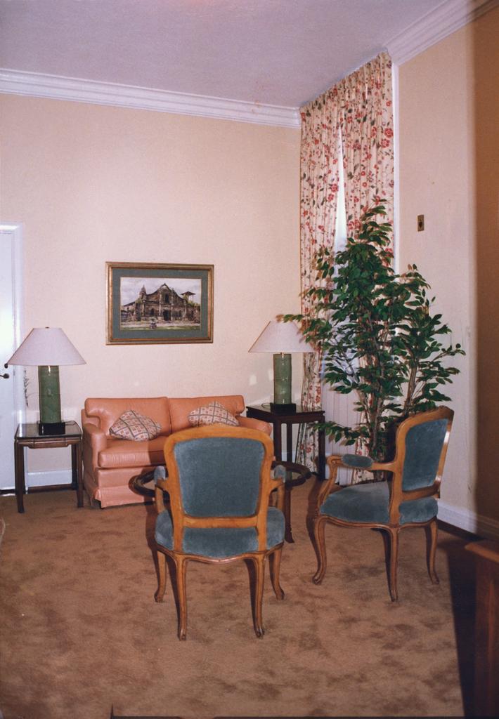 Manila - Ambassador's Residence - 1987