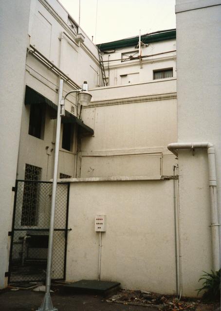 Manila - Chancery Office Building - 1989