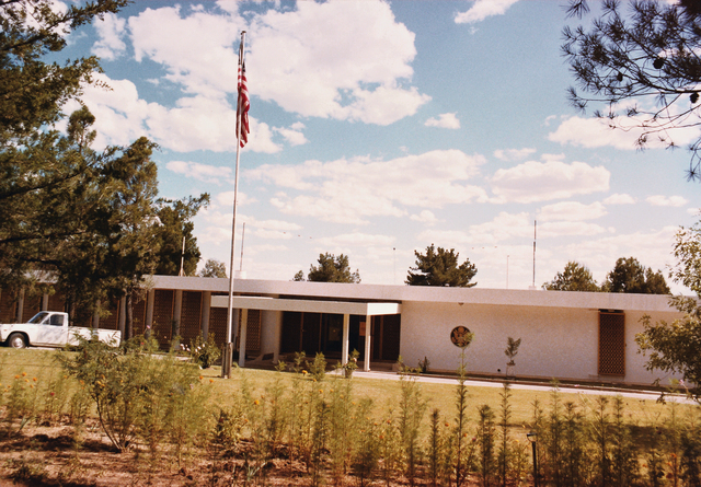 Maseru - Chancery Office Building - 1979