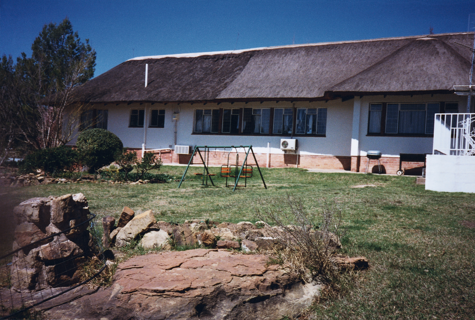 Maseru - Standard Level Position Residence - 1987