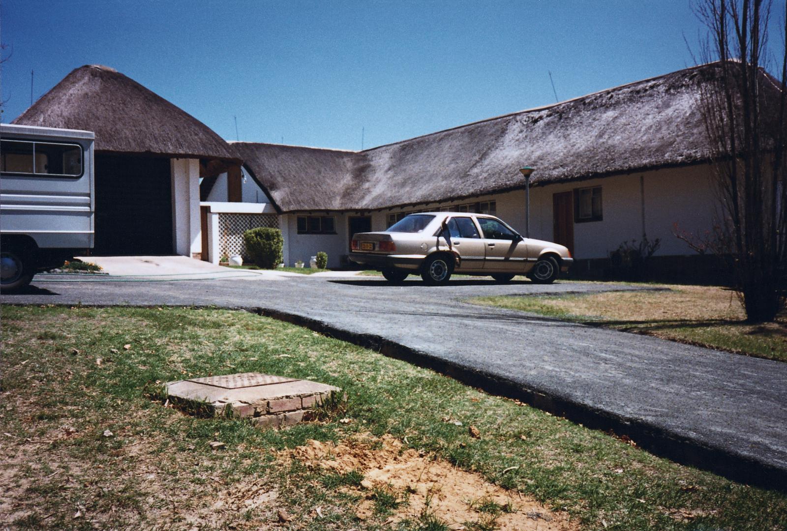 Maseru - Standard Level Position Residence - 1987