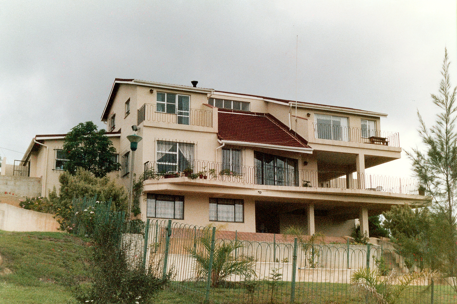 Mbabane - Standard Level Position Residence - 1986