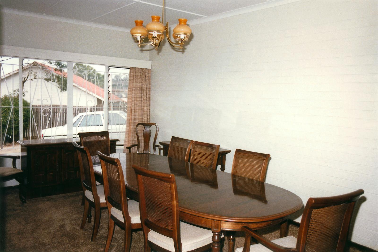 Mbabane - Standard Level Position Residence - 1988