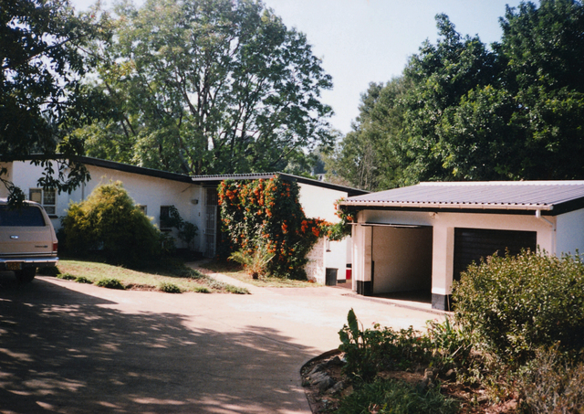 Mbabane - Standard Level Position Residence - 1992