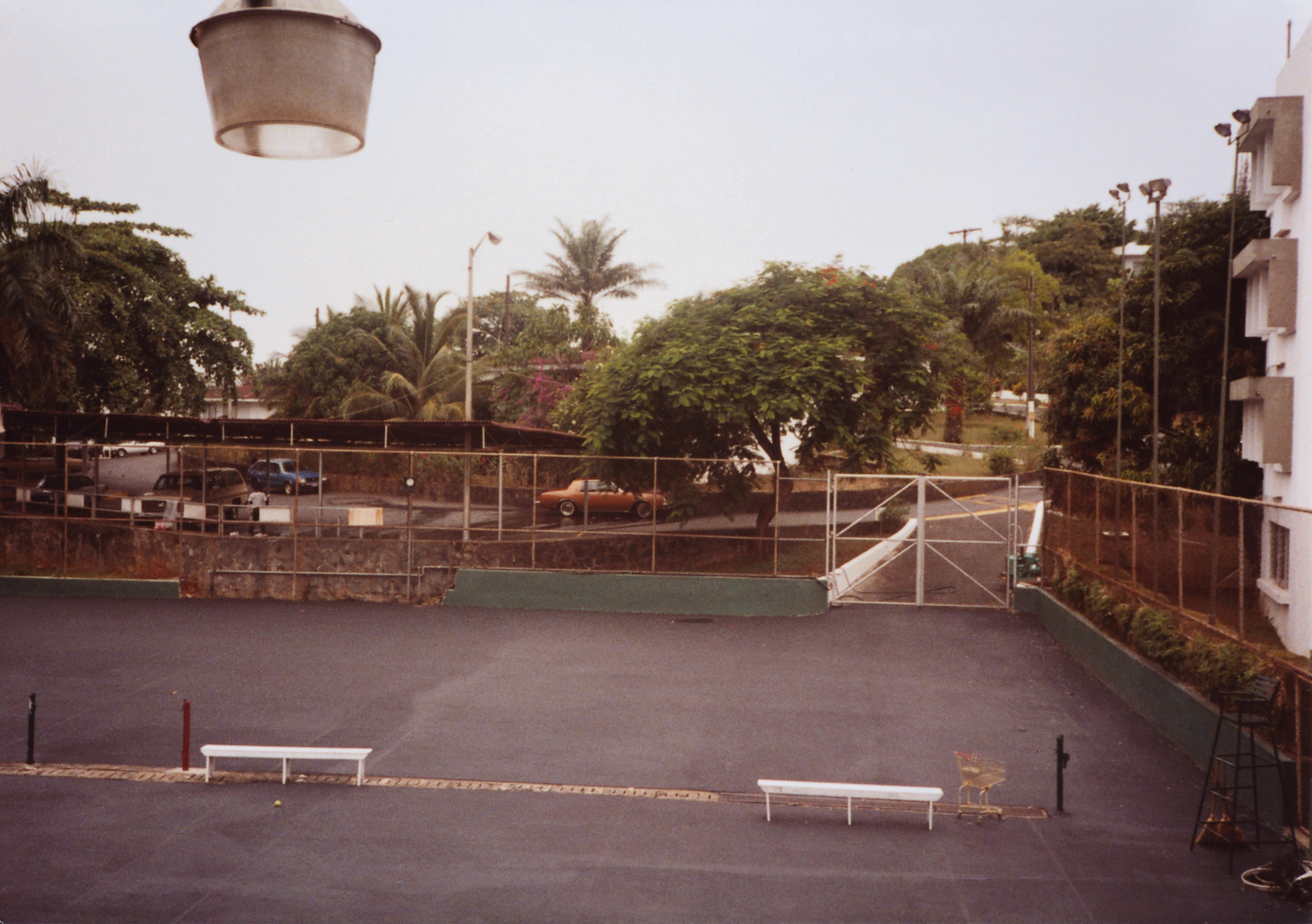 Monrovia - Communications Tower/Antenna/Roof - 1983
