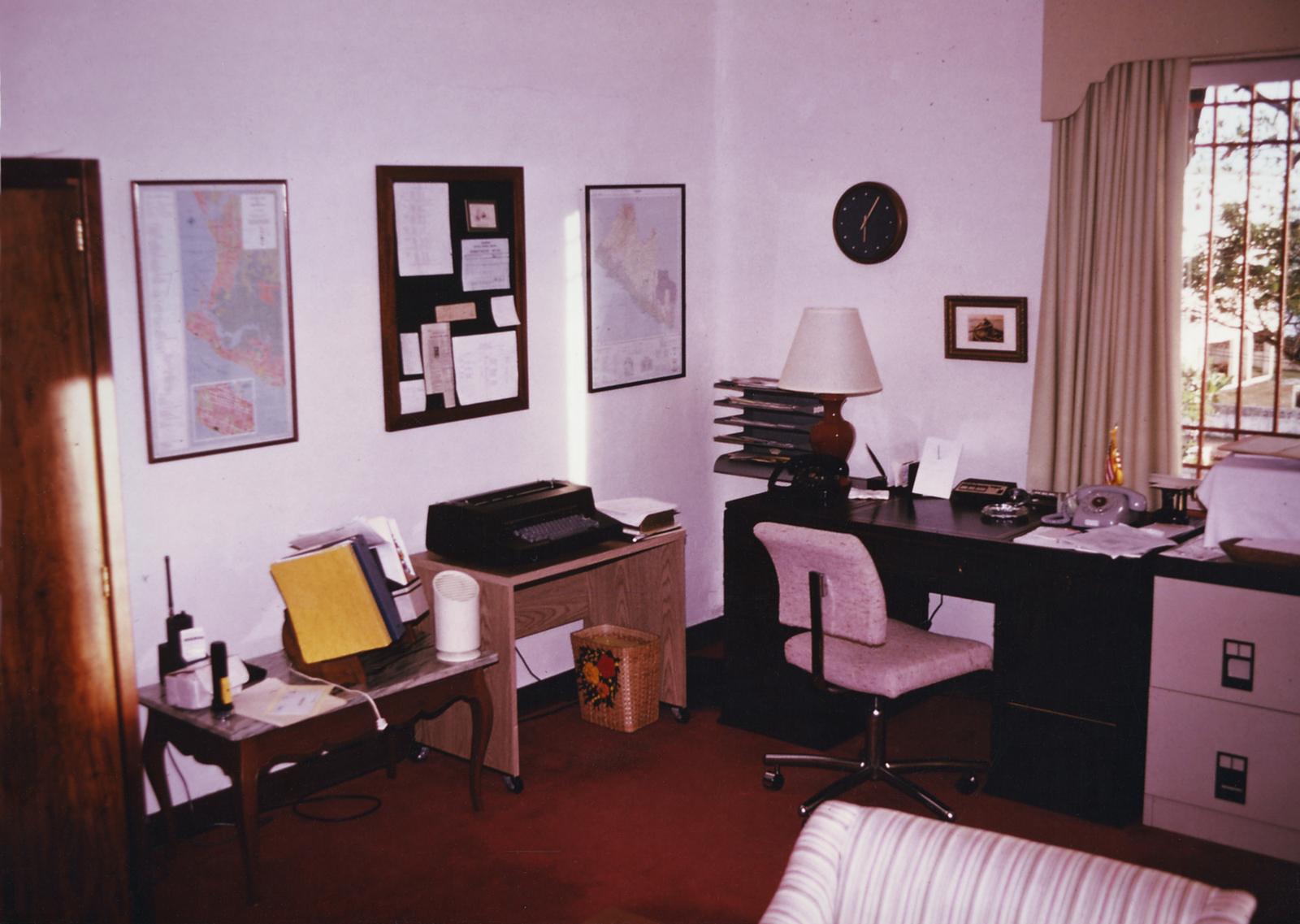 Monrovia - Deputy Chief of Mission Residence - 1984