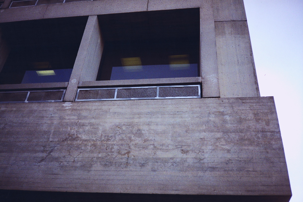 Montevideo - Chancery Office Building - 1992