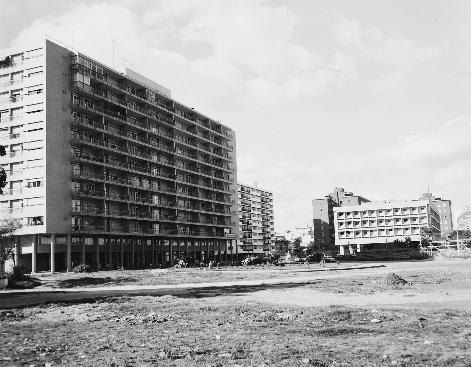 Montevideo - Multi-Unit Residential Building - 1970