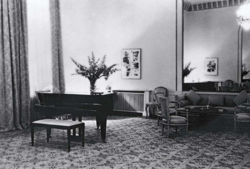 Moscow - Chancery Office Building - 1930