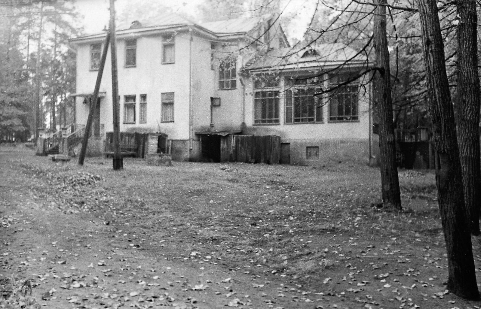 Moscow - Recreation/Community Center/Gym/Theater - 1961
