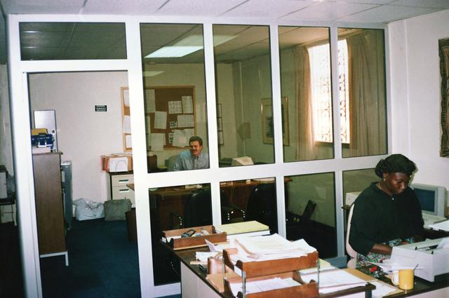 Ndjamena - Chancery Office Building - 1992