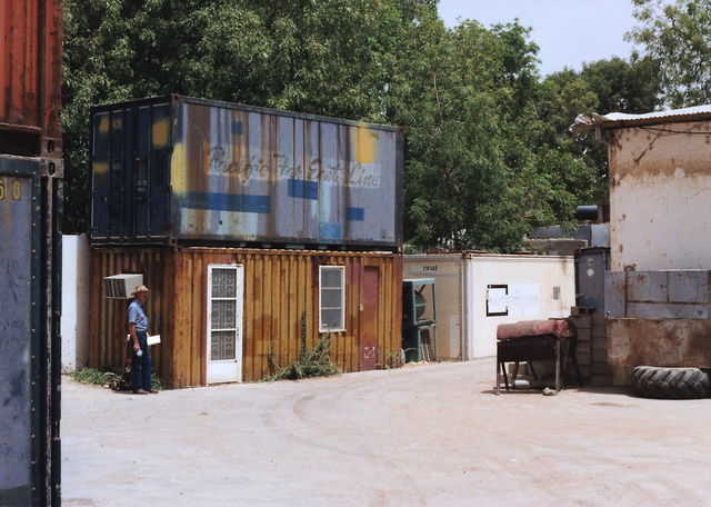 Ndjamena - Warehouse - 1990
